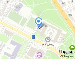 Компания Торгово-промышленная палата Оренбургской области на карте города