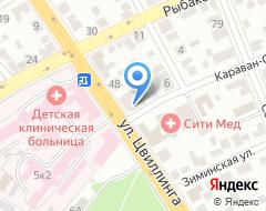 Компания Аудит-НТ на карте города