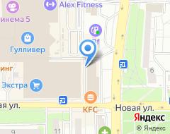 Компания Оренбургский ипотечный центр на карте города