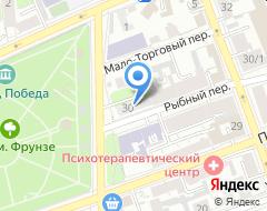 Компания Восхождение на карте города