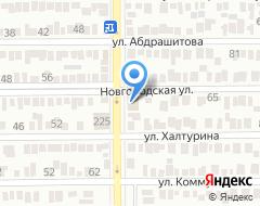 Компания Газфонд негосударственный пенсионный фонд на карте города
