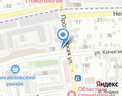 Компания Самарское коллекторское агентство на карте города