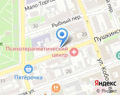 Компания Нотариус Белова Н.А. на карте города