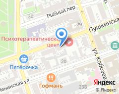 Компания ДЕВИТО на карте города
