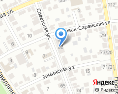 Компания Архград на карте города