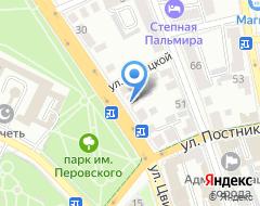 Компания Русская страховая транспортная компания на карте города