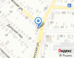 Компания СпецТехАвто на карте города