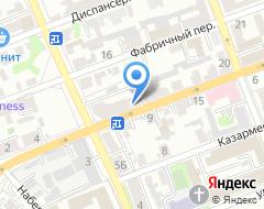 Компания Макс-М, ЗАО на карте города