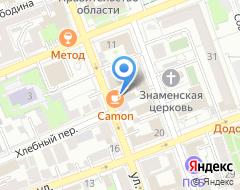 Компания Истина на карте города