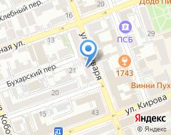 Компания Печатный салон на карте города