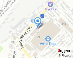 Компания Гидрозапчасть на карте города