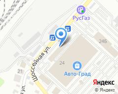 Компания Сервис СДМ на карте города