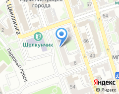 Компания АЛЬПАРИ на карте города