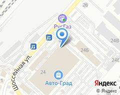 Компания Avto Korea Motors 56 на карте города