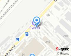 Компания Коллекторское агентство на карте города