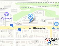 Компания Магазин смазочных материалов на карте города