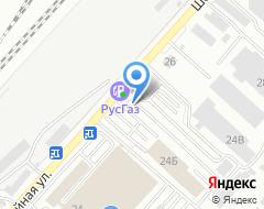Компания Автомойка самообслуживания на карте города