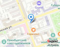 Компания Восточная инвестиционная компания на карте города