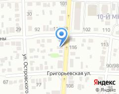 Компания MegaZvuk Technology на карте города