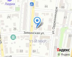 Компания Арбитражный управляющий Щербаков А.А. на карте города