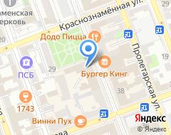 Компания АнтиКредит на карте города
