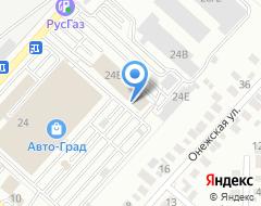 Компания Прогресс авто на карте города