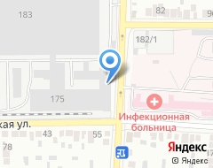 Компания Оренбургский радиатор на карте города