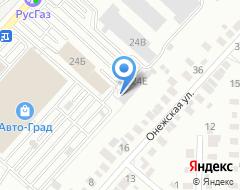 Компания 777 на карте города