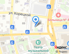 Компания Актив Финанс на карте города