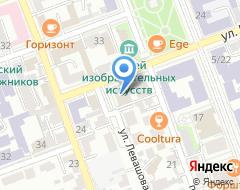 Компания АКБ Связь Банк на карте города