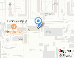 Компания Оренбургский областной фонд развития ипотечного жилищного кредитования на карте города