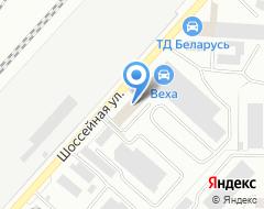 Компания ТЕХСЕРВИС на карте города