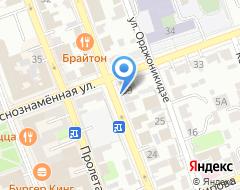 Компания Принт на карте города