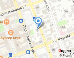 Компания Нотариус Абдульманова Ю.Ю. на карте города