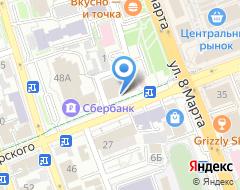 Компания Лидия-Тур на карте города