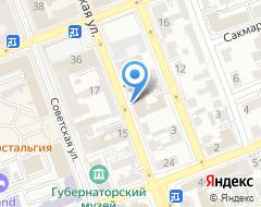 Компания Нотариус Мельникова Т.Т. на карте города