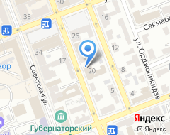 Компания Нотариус Мельникова Т.Т на карте города
