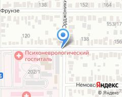 Компания БИЗНЕС-ПЛАН-ОРЕНБУРГ на карте города