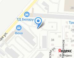Компания АЗС на Шоссейной на карте города