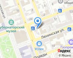 Компания Поволжский банк Сбербанка России Оренбургское отделение на карте города