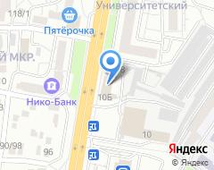 Компания КБ Восточный экспресс банк, ПАО на карте города