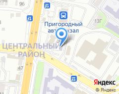 Компания Си-Ди-Авто на карте города