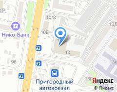 Компания КБ Юниаструм Банк на карте города