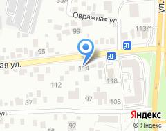 Компания ПРОТОН на карте города