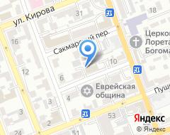 Компания Оренбургская ипотечная консалтинговая компания на карте города