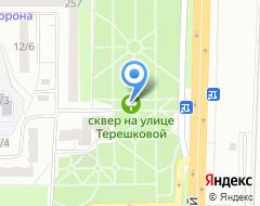 Компания Агростар на карте города