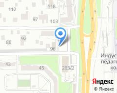 Компания Vip-Ton на карте города