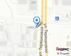Компания Аврора Авто на карте города