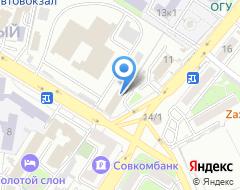 Компания ПоЛиАРТ на карте города