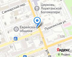 Компания Нотариус Завгородняя Т.А. на карте города